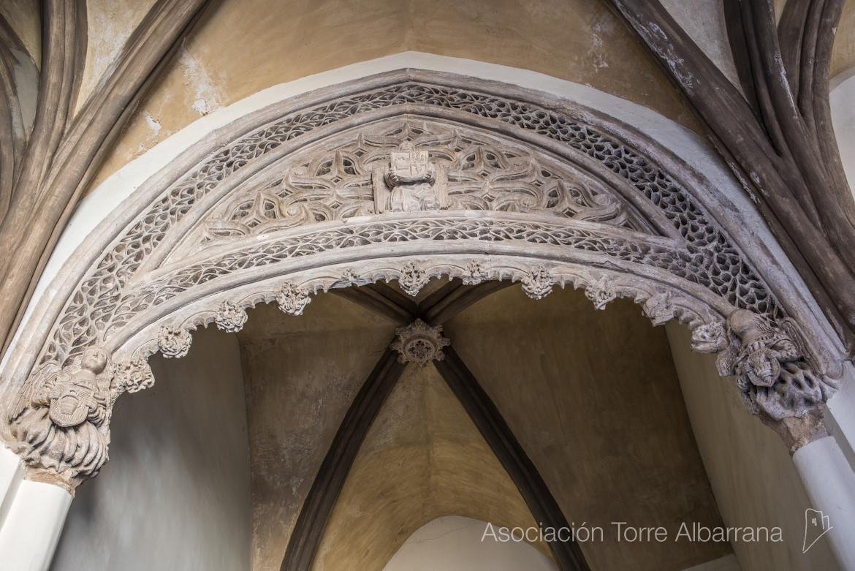El Museo De Santa Mar A Torre Albarrana Calatayud # Muebles Mudejar