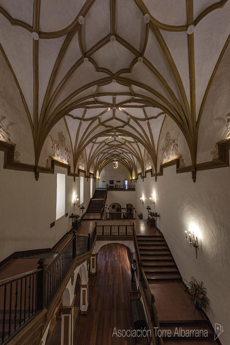 Exposición en el Monasterio de Piedra