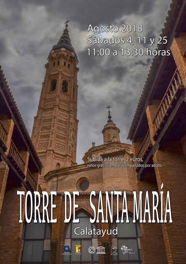 Visitas a la torre de Santa María