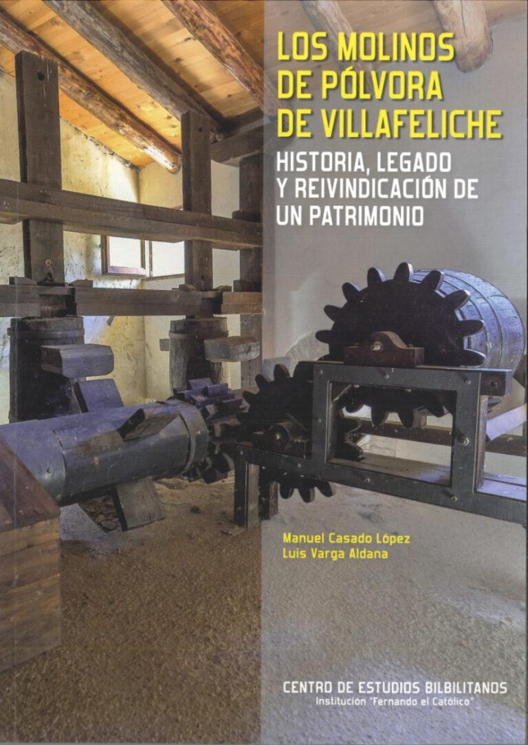 Libro de Manuel Casado y Luis Varga