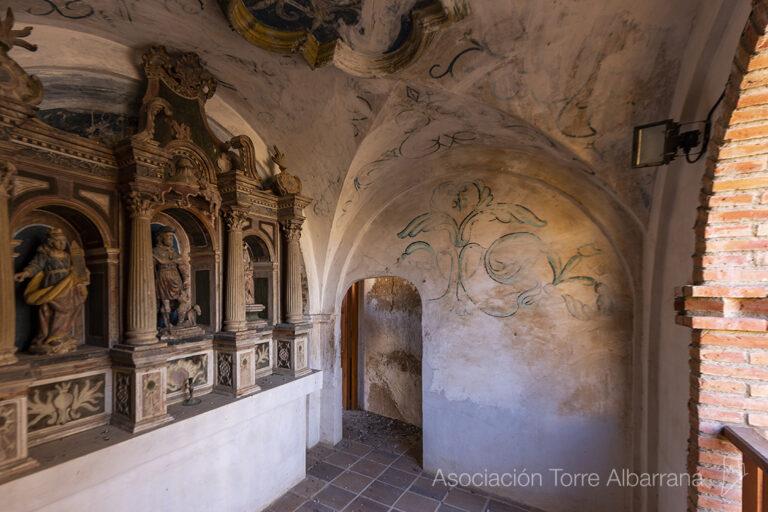 La capilla de San Roque