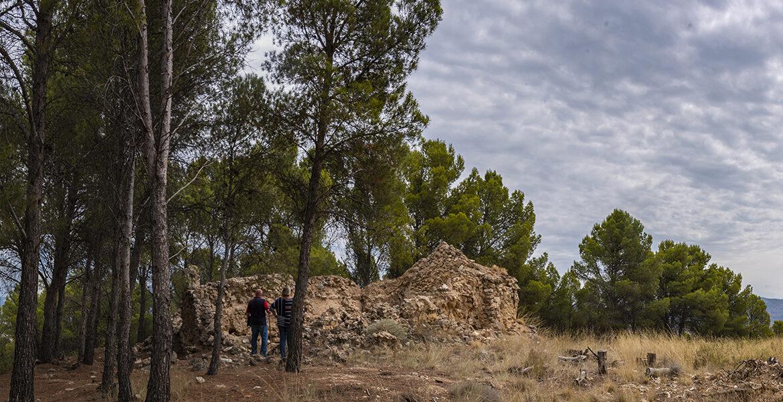 La ermita de la Vera Cruz de Calatayud