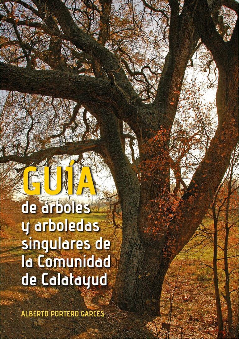 Presentación de la guía de árboles singulares de Alberto Portero