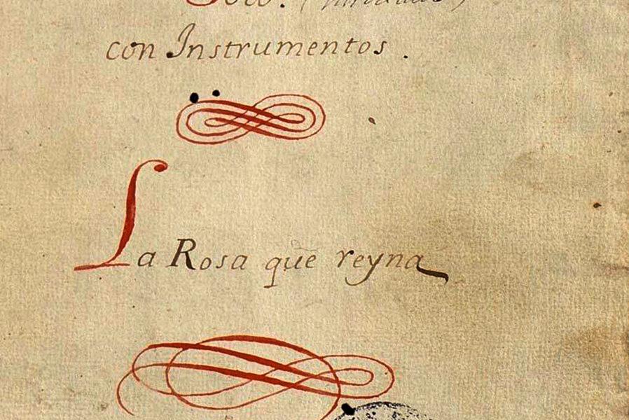 300 años del fallecimiento del músico bilbilitano Juan de Navas