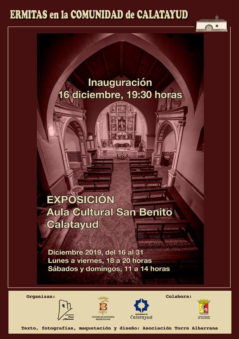 Exposición: Ermitas en la Comunidad de Calatayud