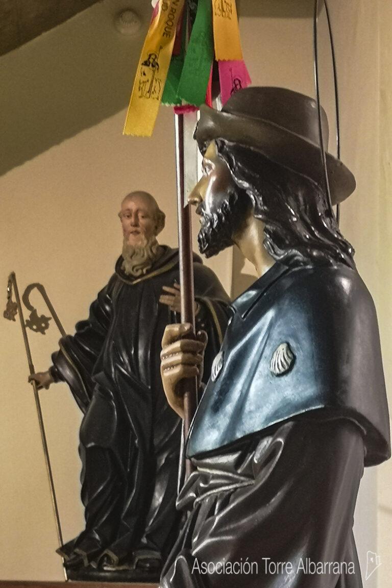 Exposición de la cofradía de San Roque
