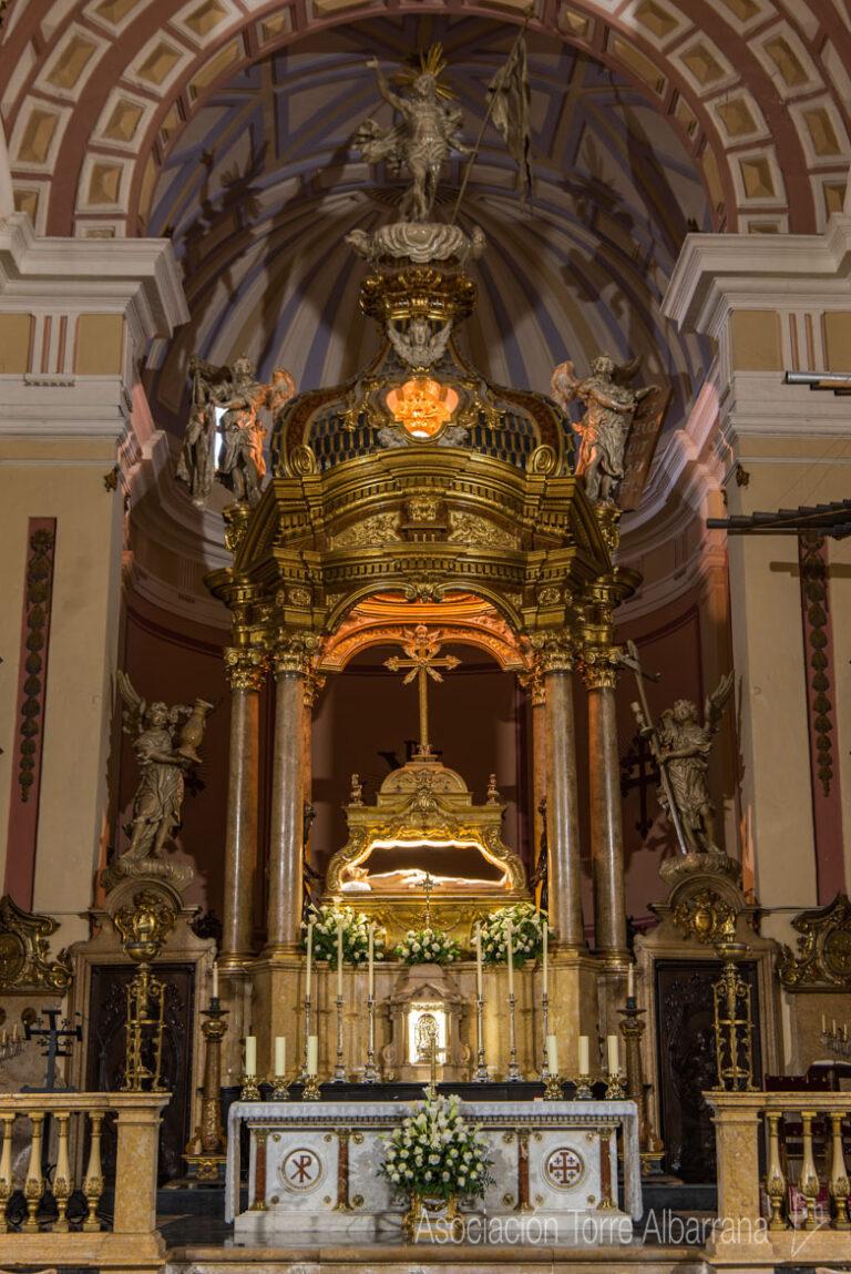 Basílica del Santo Sepulcro de Calatayud